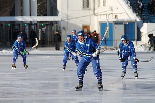 ХСМ.Чемпионат Мира.Казахстан-Финляндия