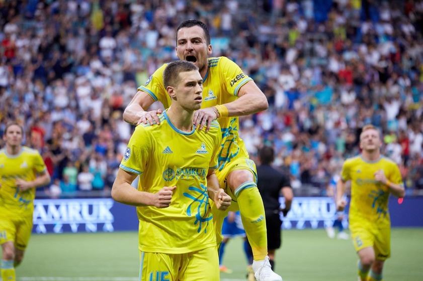 Лига чемпионов, Сутьеска - Астана
