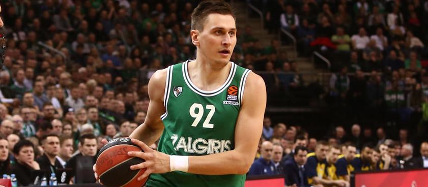 Жальгирис – Олимпиакос: прогноз на баскетбол от Александра Петельчица