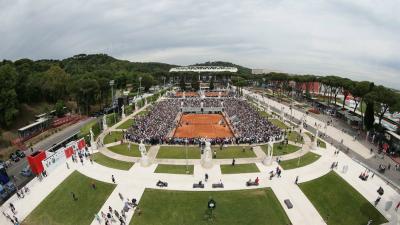 И еще WTA в Риме