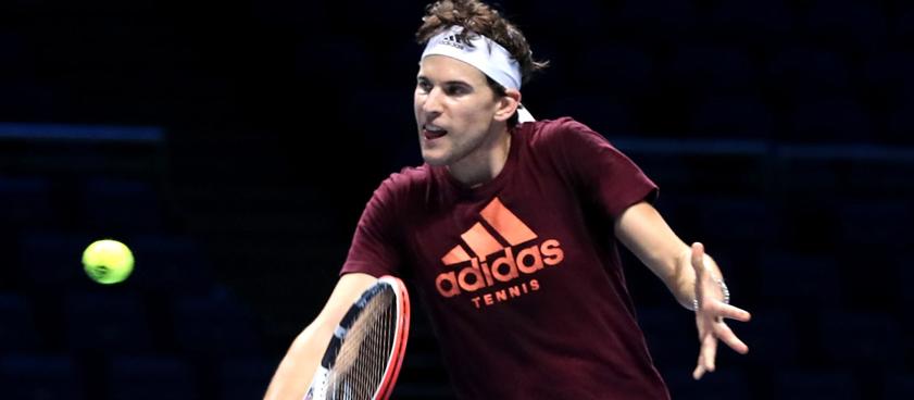 Roger Federer – Dominic Thiem: pronosticuri Turneul Campionilor