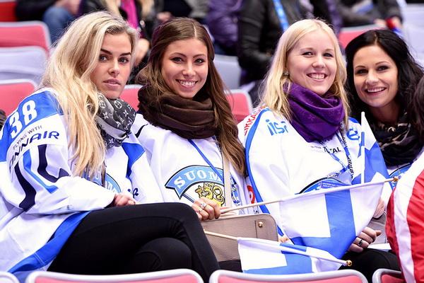 Хоккей. Чемпионат Финляндии.