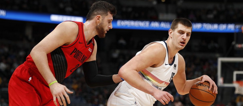 Denver Nuggets - Portland Trail Blazers. Ponturi NBA