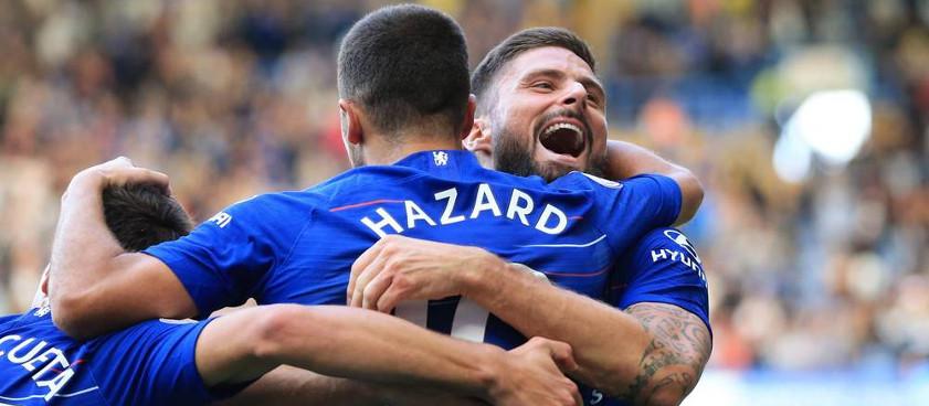 Pronóstico Chelsea - Everton, Premier League 11.11.2018