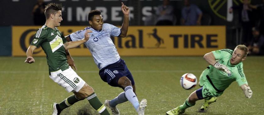 Sporting Kansas City - Portland Timbers: Ponturi pariuri MLS