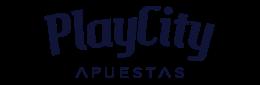 Casas de apuestas PlayCity logo - legalbet.mx