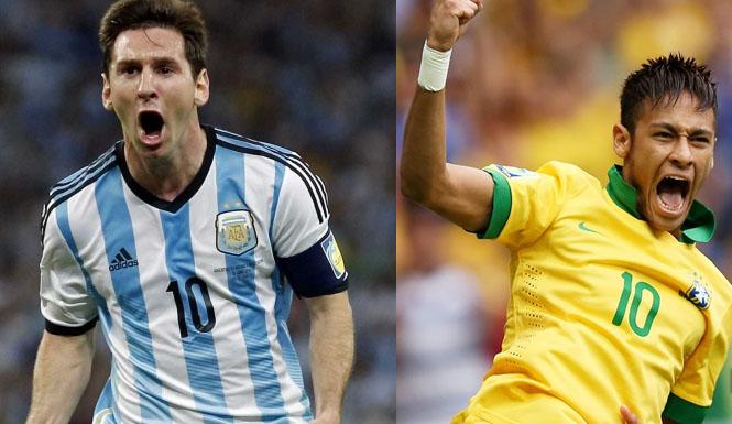 Чемпионат мира 2018. Отборочные матчи. Южная Америка. Бразилия - Аргентина и не только