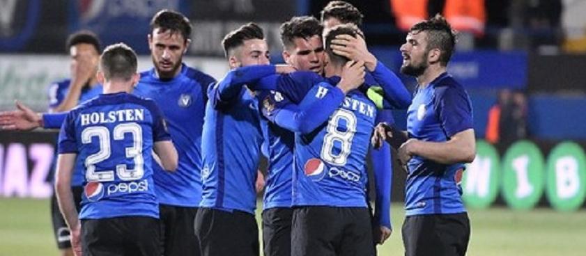 FC Viitorul - Vitesse. Pontul lui IulianGGMU