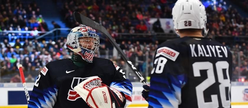 Прогноз на матч МЧМ США – Чехия: один из трёх решающих матчей