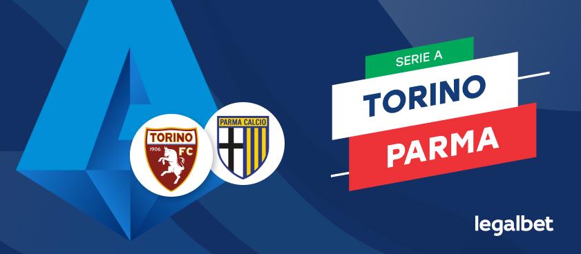 Torino - Parma, cote la pariuri, ponturi şi informaţii