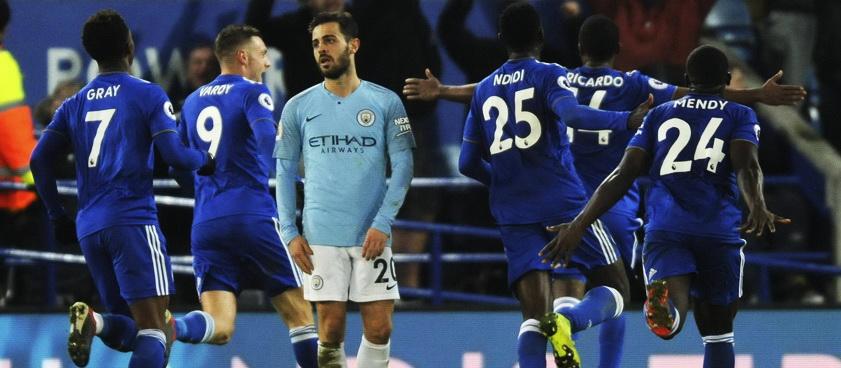 Manchester City - Leicester City. Predictii Pariuri Premier League