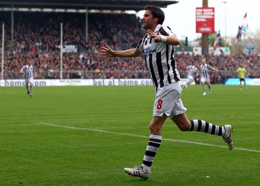 Прогноз на матч «Санкт-Паули» — «Франкфурт»: победа пиратов