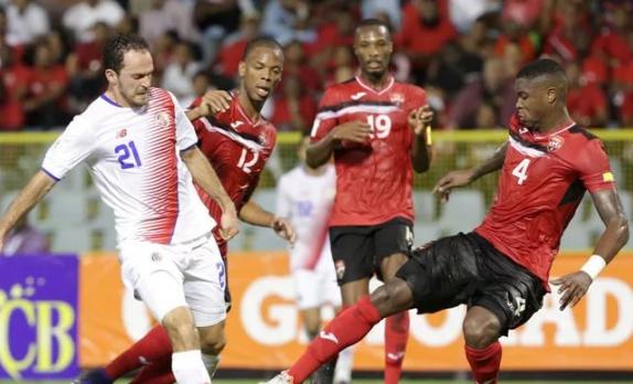 Коста-Рика - Тринидад и Тобаго