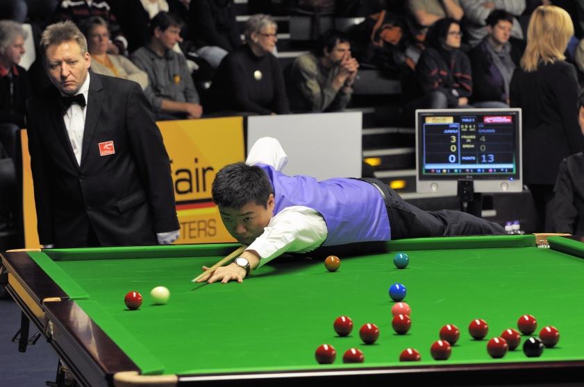 Snowball Snooker. World Grand Prix. Полуфиналы