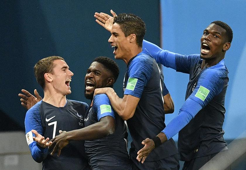 С кем встретится Франция в финале ЧМ?