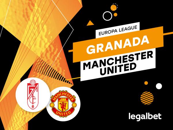 Antxon Pascual: Apuestas y cuotas Granada - Manchester United, Europa League 2020/21.
