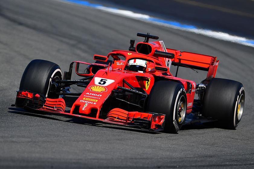 Формула-1. Гран-При Германии-2018: прервёт ли Феттель череду неудач в Хоккенхайме?