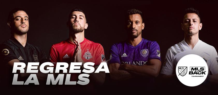 Regresa la MLS