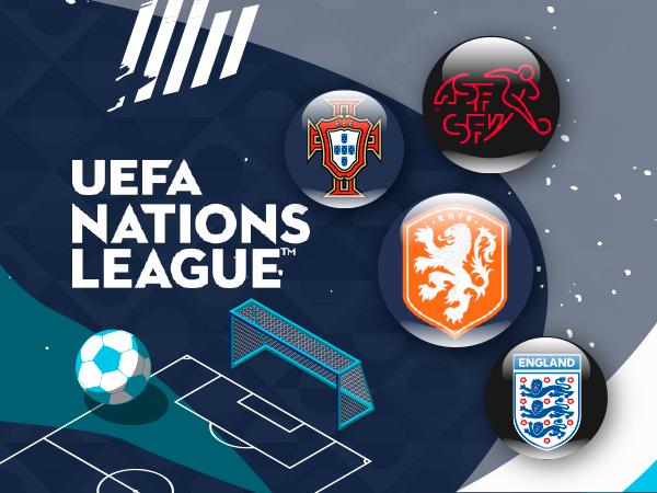 Legalbet.ru: Англия или Португалия? Букмекеры не выделяют фаворита Лиги наций УЕФА.