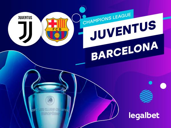 Cristian M: Juventus - Barcelona: ponturi la pariuri pentru marele derby din Champions League.