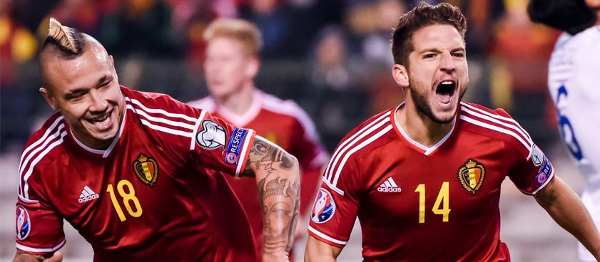 Сборная Бельгии - сборная Финляндии + сборная Норвегии - сборная Исландии. Экспресс Евгения Терещенко