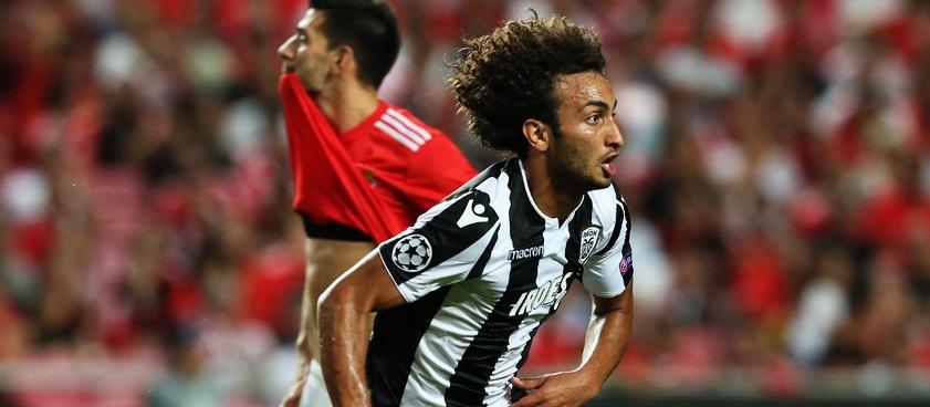 PAOK - Benfica. Pontul lui Mihai Mironica