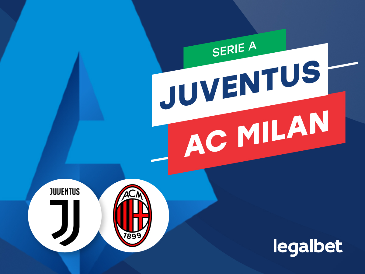 Mario Gago: Apuestas Juventus - AC Milan, Serie A 2021/22.