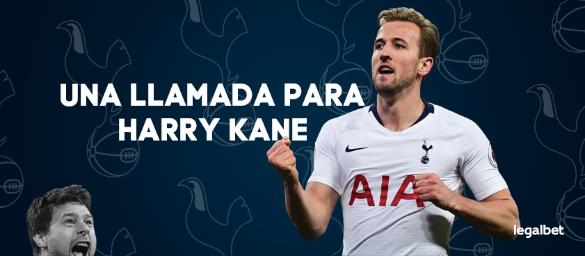 Una llamada para Harry Kane
