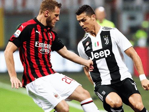legalbet.ro: Juventus Torino - AC Milan: prezentare cote la pariuri si statistici.
