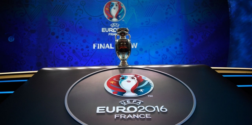 Футбол. Чемпионат Европы 2016