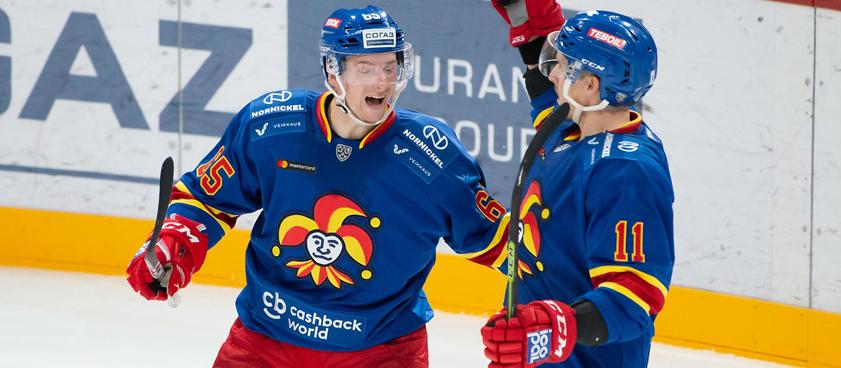 «Йокерит» – «Барыс»: прогноз на хоккей от Алексея Кашина