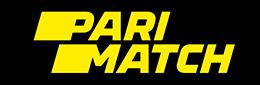 Логотип букмекерской конторы Париматч - legalbet.kz