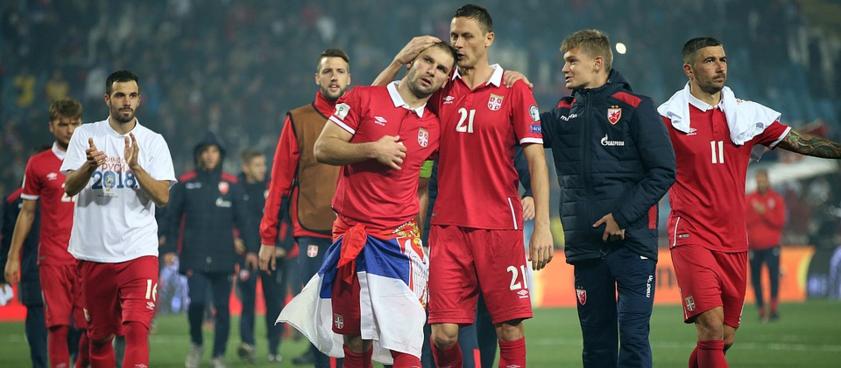 Превью к матчу Сербия — Португалия