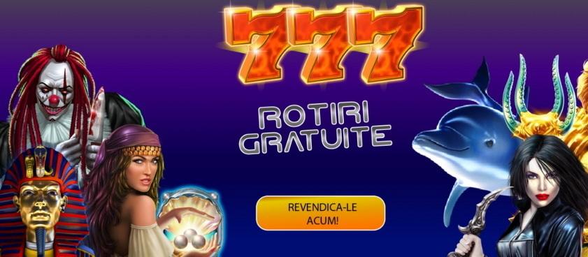 WOW! Ai 777 Runde Gratuite GameArt! Joacă-le şi tu acum!