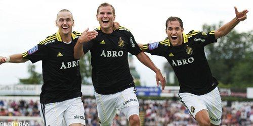 Чемпионат Швеции! Матч в Стокгольме!