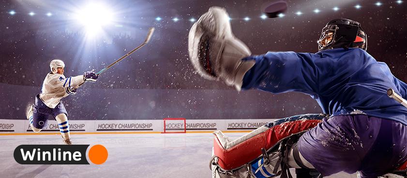 Winline покажет все матчи чемпионата мира по хоккею
