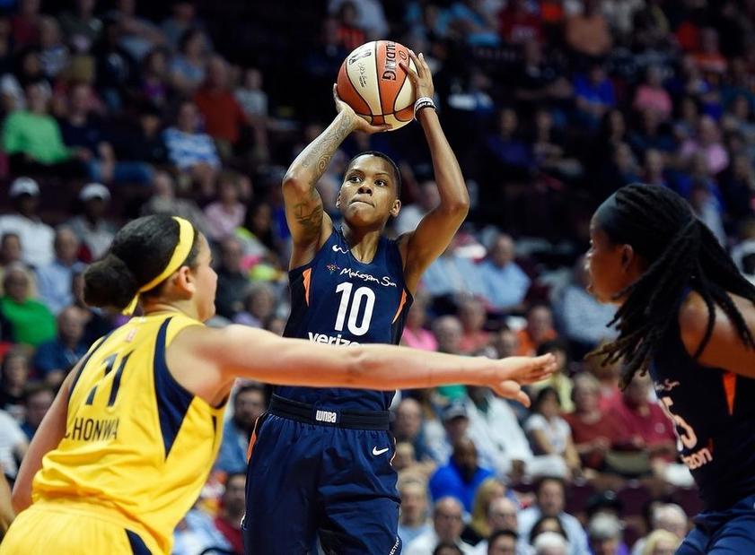 «Коннектикут Сан» - «Индиана Фивер»: прогноз на регулярный сезон WNBA