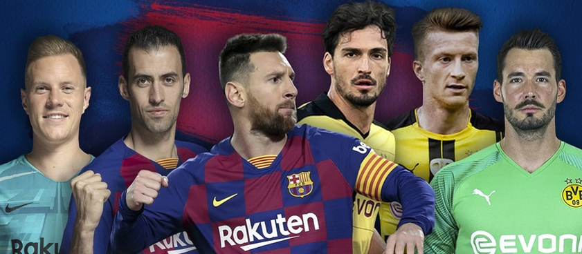 «Барселона» — «Боруссия» (Дортмунд): прогноз на матч Лиги чемпионов. Один из топов – мимо!