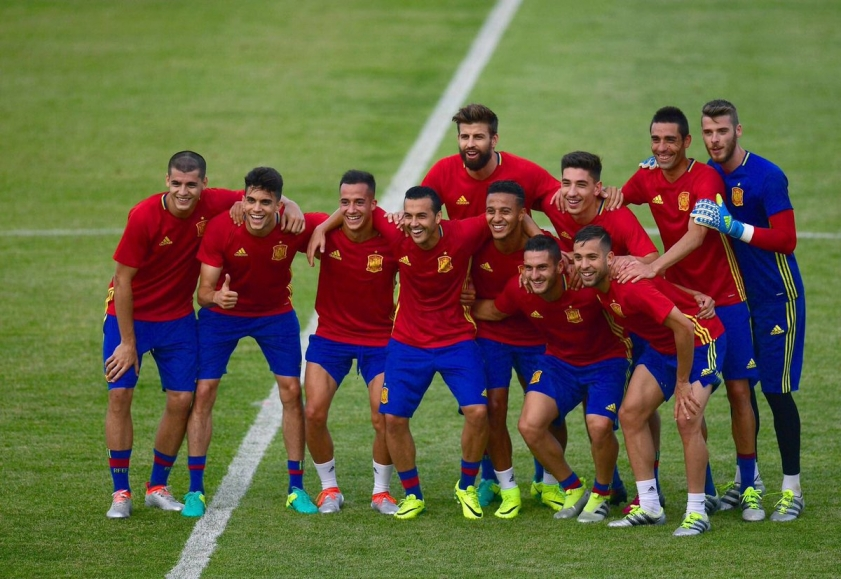 Товарищеский матч. Бельгия - Испания. Прогноз