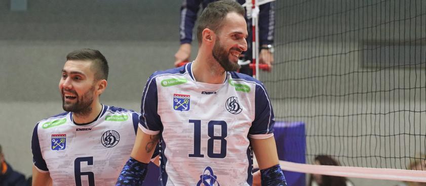 «Динамо-ЛО» – «Нова»: прогноз на чемпионат России по волейболу среди мужчин
