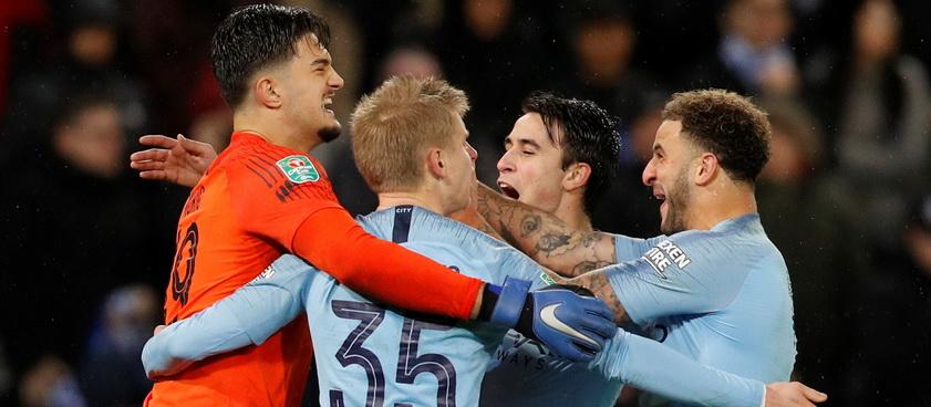 Manchester City - Burton: Ponturi fotbal EFL Cup