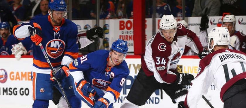 Прогноз на матч НХЛ «Айлендерс» - «Шаркс»: начало возрождения парней Тротца?
