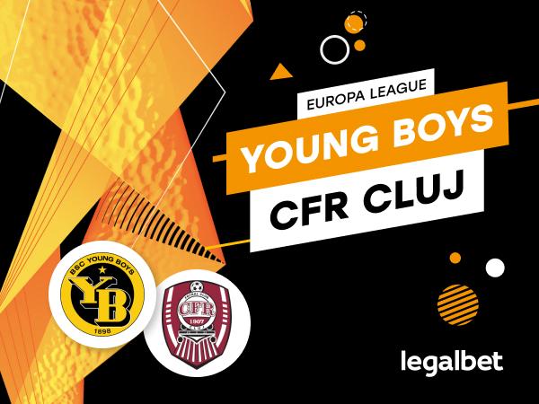 Karbacher: Young Boys Berna - CFR Cluj: cote la pariuri şi statistici.