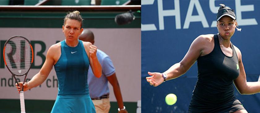 Pontul zilei din tenis 29.08.2019 Simona Halep vs Taylor Townsend