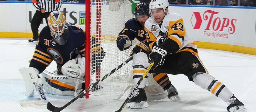 Buffalo Sabres - Pittsburgh Penguins: Pronosticuri hochei pe gheata NHL