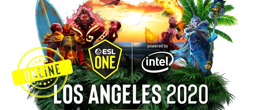 Ставки на первые матчи плей-офф ESL One Los Angeles 2020 - Online: Europe & CIS