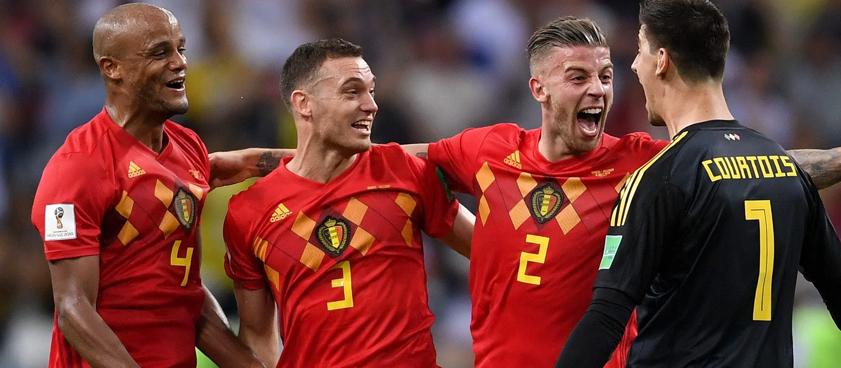 Pronóstico Bélgica - Inglaterra, Mundial 2018 14.07.2018