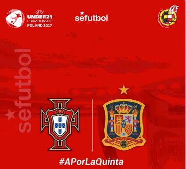Португалия U21 - Испания U21