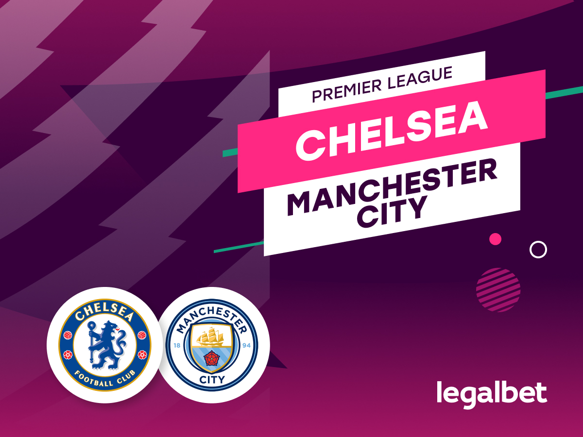 Antxon: Apuestas y cuotas Chelsea - Manchester City, Premier League 2021/22.