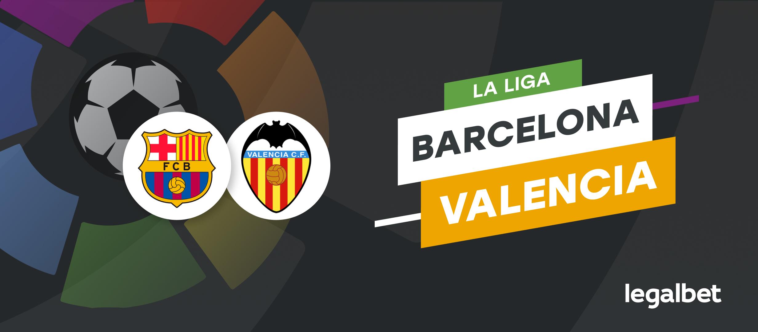 Apuestas Barcelona - Valencia